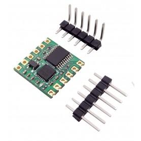 ماژول IMU شش محوره MPU6050 با فیلتر کالمن