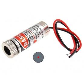 لیزر قرمز 5mW بالنز متغیر نقطه ای SYD1230