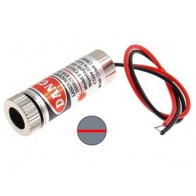 لیزر قرمز 5mW بالنز متغیر خطی SYD1230
