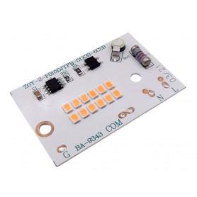 LED DOB آفتابی 220V 10W دارای مدار محافظتی Anti Surge