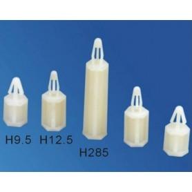 اسپیسر پلاستیکی H9.5