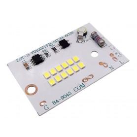 LED DOB مهتابی 220V 10W دارای مدار محافظتی Anti Surge