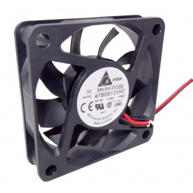 فن 12V-0.36A سایز 6x6x1.5 مارک DELTA مدل AFB0612VHC
