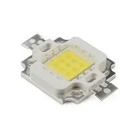 LED پاور 10W سفید مهتابی 30V