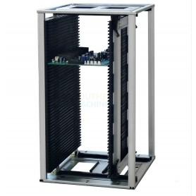 رک 50 تایی PCB سایز 355×320×563 مدل G6601