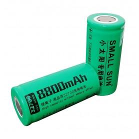 باتری لیتیوم یون 3.7v سایز 32700 8800mAh مارک SMALL SUN