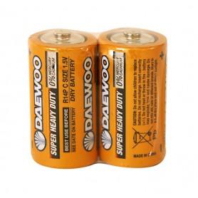 باتری بزرگ سایز D دوتایی SUPER HEAVY DUTY مارک DAEWOO