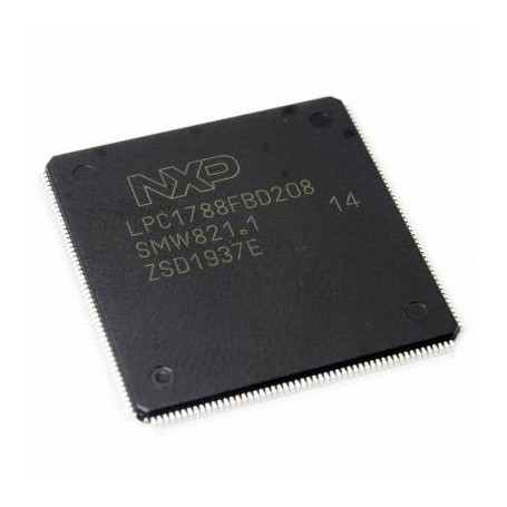 میکرو کنترلر LPC1788 - LPC1788FBD208