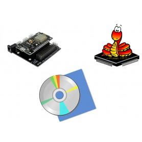مجموعه آموزشی جامع و تخصصی میکروپایتون برای برنامه نویسی برد های ESP