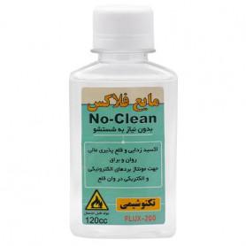 مایع فلاکس بدون نیاز به شستشو ( No-Clean ) تکنوشیمی