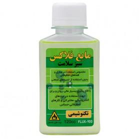 مایع فلاکس سبز سلامت 120CC تکنوشیمی