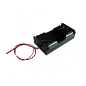 جاباتری دوبل باتری های لیتیوم یون 3.7V سایز 18650