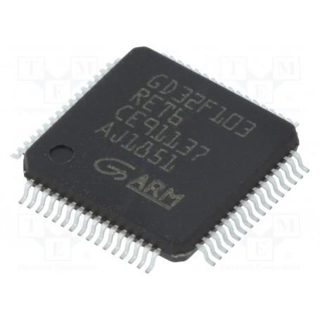 میکروکنترلر GD32F103RET6
