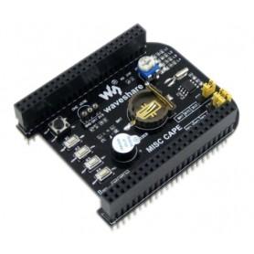 شیلد بیگل بون Beaglebone مدل MISC CAPE