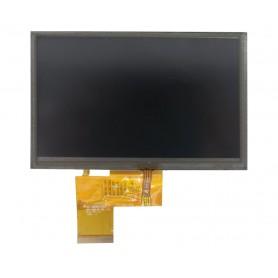نمایشگر صنعتی LCD 5 inch مدل AT050TN33  به همراه تاچ اسکرین