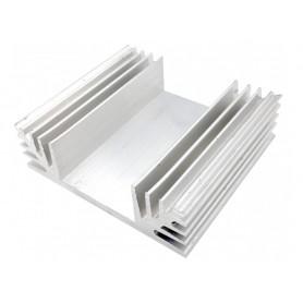 هیت سینک 18 پره آلومینیومی 65x60x20mm