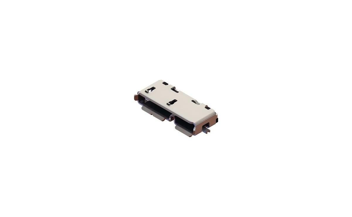 کانکتور usb3.0 Micro USB AB