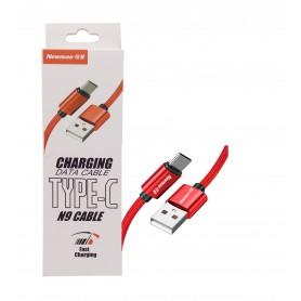 کابل شارژر USB Type-C کنفی مارک NEWMINE