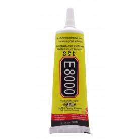 چسب چند کاره بی رنگ GSE مدل E-8000 حجم 50ml