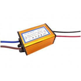 درایور LED (1-3)x1W فلزی ضدآب
