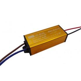 درایور LED (19-25)x1W فلزی ضدآب