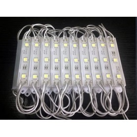 LED بلوکی آبی 3 تایی 5050 بلوک 20 تایی