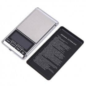 ترازو دیجیتال 200gr گرمی جیبی DS-16