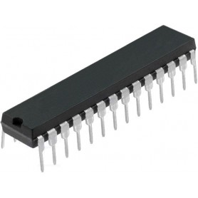 میکروکنترلر PIC16C62B-04/SP پکیج DIP