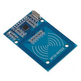 ماژول RFID با قابلیت خواندن و نوشتن RFID Reader/Writer RC522 Mifare 13.56Mhz بدون تگ