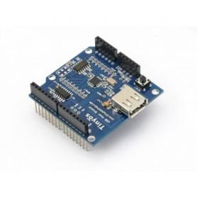 شیلد و ماژول USB Host با قابلیت پشتیبانی از Android ADK