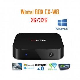 مینی کامپیوتر MiniPC CX W8 intel Atom Z3735F