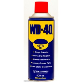 اسپری چرب-زنگ بر WD-40 انگلیسی