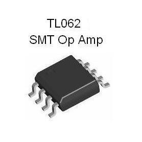 تراشه TL062 SMD