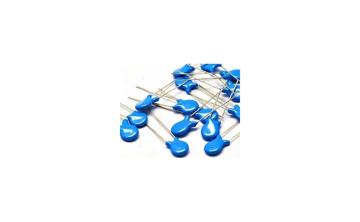 خازن سرامیکی 220pF / 2kV