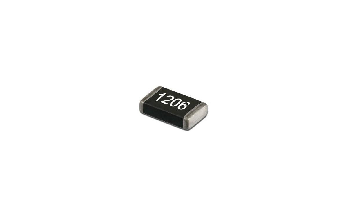 مقاومت 7.5M اهم SMD 1206