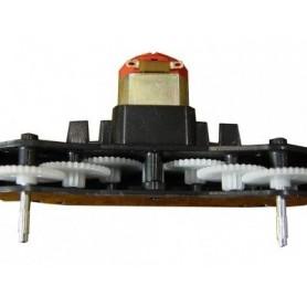 موتورگیربکس پلاستیکی 2 محور بدون چرخ