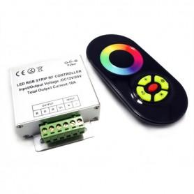 درایور و كنترلر RGB مدل TOUCH - کنترل از راه دور 5Key - 18A