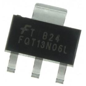 ماسفت FQT13N06L پکیج SOT-223 بسته 5 تایی