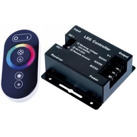 درایور و كنترلر RGB مدل TOUCH - کنترل از راه دور CT-A02 - 18A