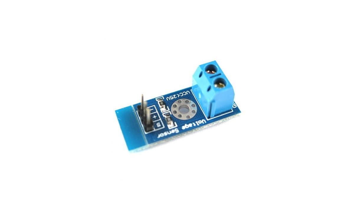 ماژول اندازه گیری ولتاژ
