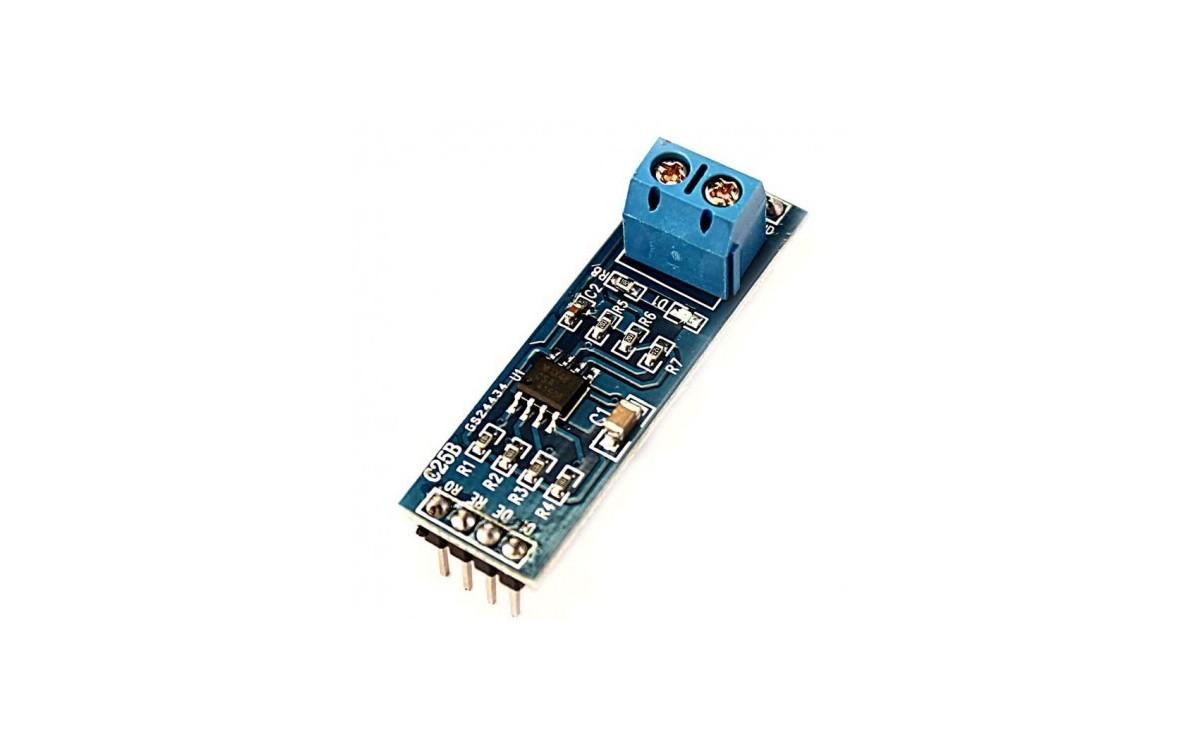مبدل TTL به RS485 با تراشه MAX485