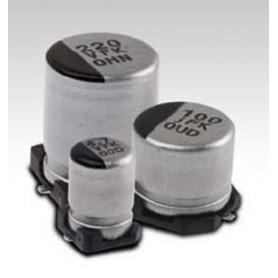 خازن SMD الکترولیت 1000uF-6.3V سایز 8x10.5