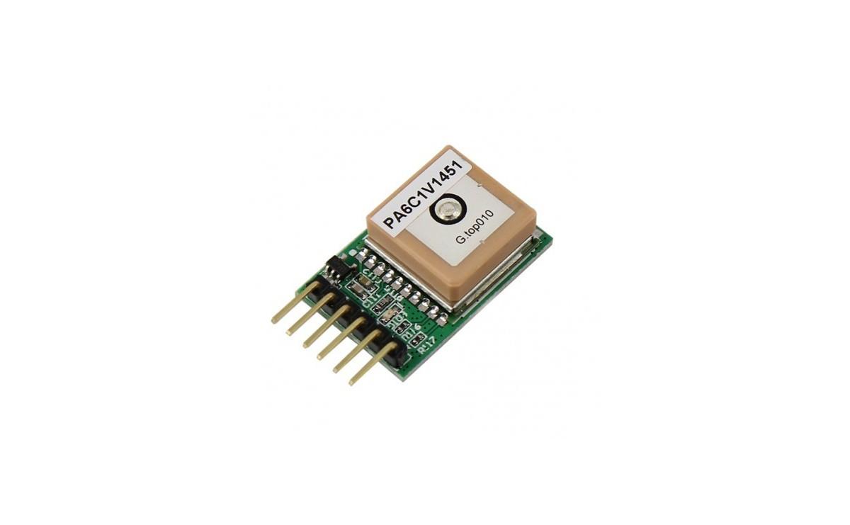 ماژول GPS موقعیت یاب ماهواره ای PA6C با رابط سریال