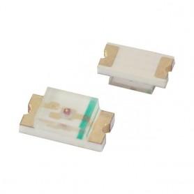 SMD LED سفید مهتابی پکیج 1206 بسته 100 تایی