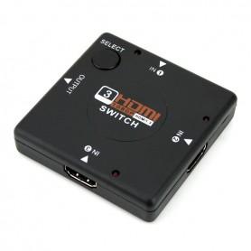 سوئیچ 1 به 3 HDMI رو میزی