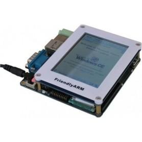 "برد mini2440 به همراه ""LCD 3.5 پک اوریجینال"