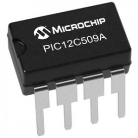 میکروکنترلر PIC12C509A-04P پکیج DIP