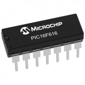 میکروکنترلر PIC16F616-I/P پکیج DIP
