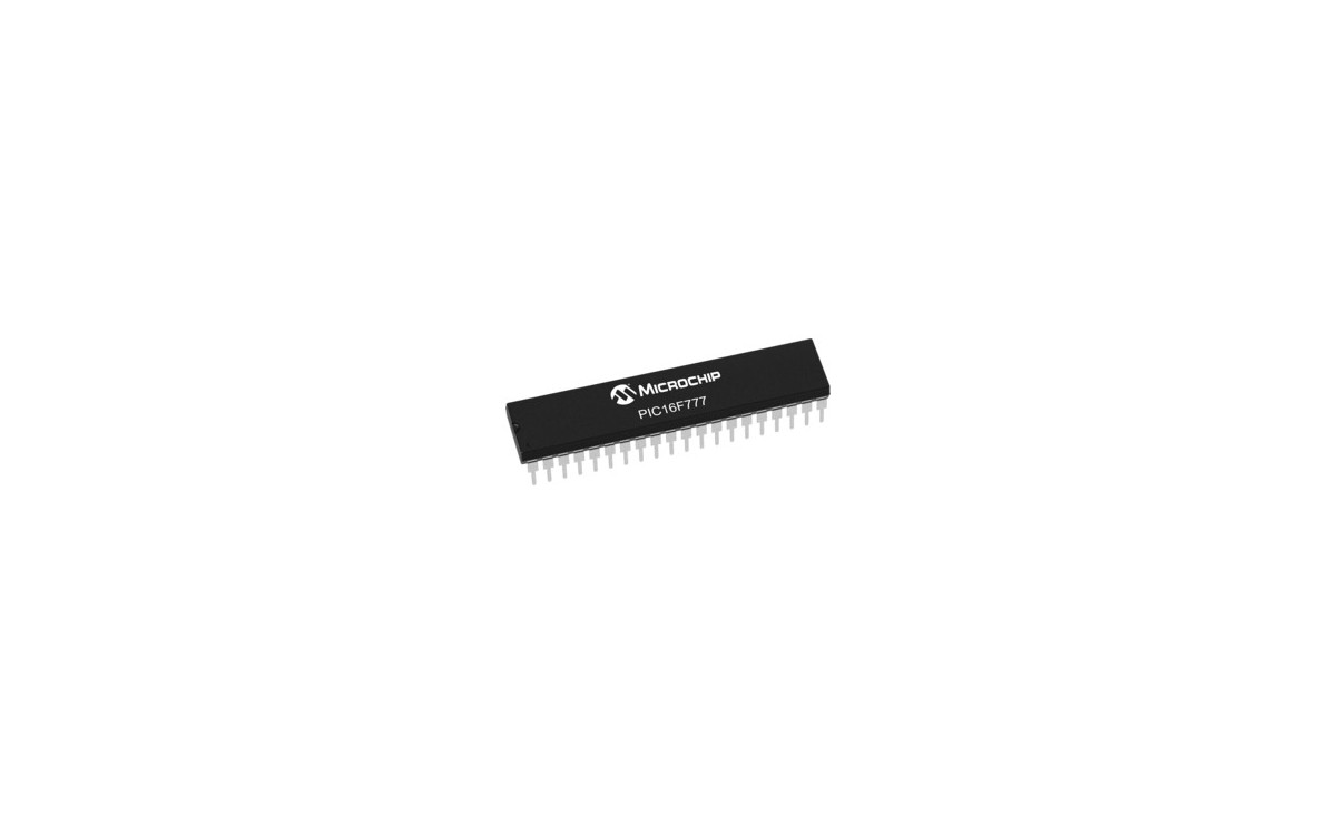 میکروکنترلر PIC16F777-I/P پکیج DIP
