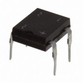 پل دیود 800V-2A مربعی DBL205 بسته 5 تایی